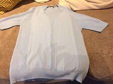 Pale Blue Ladies Top, Size 16
