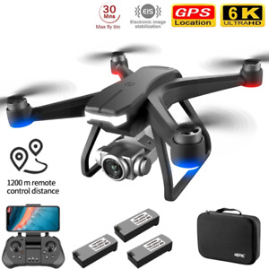 New F11 PRO GPS 4K Dual HD Cam Professional Aerial Photography Quadcopter Drone