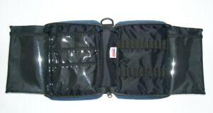 LARGE NARCOTIC DRUG KIT EMS EMT NURSE ALS MEDIC FIRST AID TRAUMA RESPONDER BAG