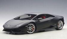 AUTOart 12096 - 1/12 Composite Lamborghini Huracán LP610-4 (nero nemesis/matt bl