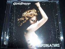 Goldfrapp Supernature (Australian) Enhanced CD - Like New