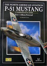 SAM Publications MDF21 - P-51 Mustang, Part 1 Allison Powered -  (Book)