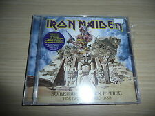 @ CD IRON MAIDEN - SOMEWHERE BACK IN TIME 1980-1989 SS / EMI RECORDS 2008
