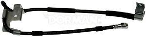 Brake Hydraulic Hose Front Right Dorman H380344