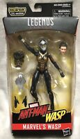 NEW Marvel Legends Ant-Man and The Wasp Wasp 6in Figure BAF Cull Obsidian