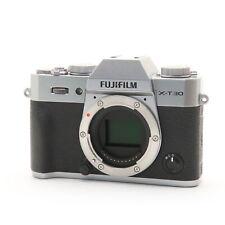 Fujifilm Fuji X-T30 26.1MP Mirrorless Digital Camera Body (Silver) #146