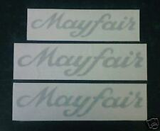MINI  'MAYFAIR' Decal - Set of 3 -COPY - Viynl Graphics/stickers/replacement