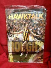 AFL HAWKTALK 2019 YEARBOOK  -  OFFICIAL HAWTHORN FOOTBALL CLUB PUBLICATION