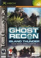 Ghost Recon: Island Thunder Xbox New Xbox