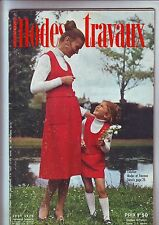 Modes Et Travaux N° 836 / année 1970