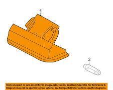 JAGUAR OEM 95-03 Vanden Plas License Plate Light-Lamp LNA5070AC