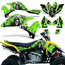 LTR450 Graphic Kit Suzuki ATV Quad Decal Sticker Wrap LTR 450 Parts 06-09 REAP G