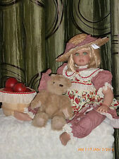 LINDA RRICK DOLL '''' BUSHEL OF LOVE '''''