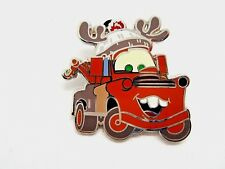 Disney Pin AAA Vacations - Tow Mater w/ reindeer antlers VERY RARE! [94843]