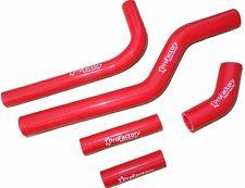 Pro Factory Hoses Radiator Hose Kit Kx250f 04 Rmz250 06-06  Red