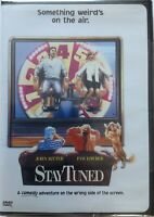 Stay Tuned (DVD, 2000)  NTSC / FACTORY SEALED / Region1
