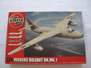 1 72 Model Plane VICKERS VALIANT BK.Mk.1 Airfix D10-1399