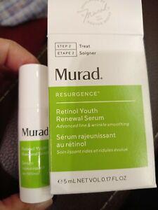 New Murad Retinol Youth Renewal Serum 5ml