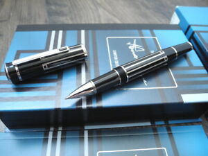 MONTBLANC THOMAS MANN WRITERS LIMITED EDITION 2009 ROLLERBALL PEN NEW FULL SET