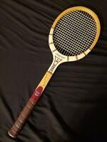 """RARE Snauwaert Super Astro Tennis Racquet Grip Size 4 1/2"""""""