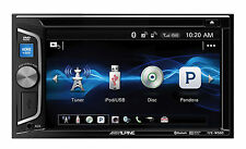 "Alpine IVE-W560A 6.2"" DVD CD MP3 USB AUX Bluetooth Pandora Receiver AU WARRANTY"