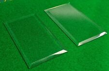 Perfect bespoke bevelled glass panels for carriage clocks