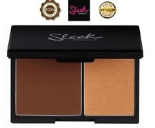 DARK SLEEK MAKEUP FACE CONTOUR KIT MATTE PRESSED POWDER HIGHLIGHTER - Authorised