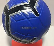 Nike Strike Soccer Ball Size - 5 / Racer Blue/Black / Sc3310 410