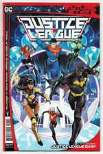 Future State Justice League #1 Main Cvr (Dc, 2021) Nm