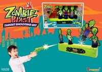 Zombie Blast Game Interactive Target Shooting Set Play Gun Dragon I toys Genuine