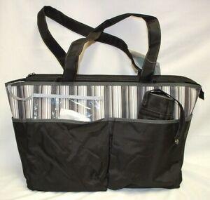 Baby Boom Multi-Tasker Diaper Bag, Bottle Holder, Accessory Pouch  S8525