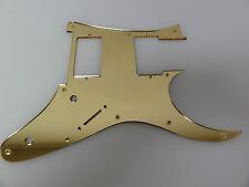 Gold mirror HXH Pickguard fits Ibanez (tm) RG350 MDX