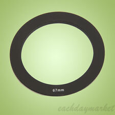 67mm Adapter Ring Connector fits for Cokin P Series filter holder & camera Lens