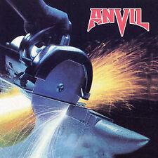 Metal on Metal by Anvil (CD, Nov-2002, Attic)