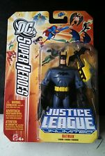 DC Justice league unlimited Batman Free shipping!!