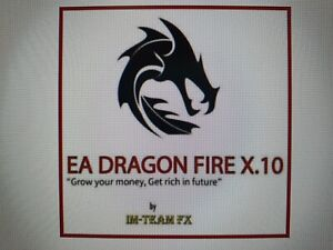 """Dragon Fire EA X.10 Forex EA with """"SUPER FAST PROFIT""""grow your money&get rich"""