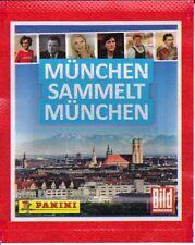 MÜNCHEN SAMMELT MÜNCHEN -  150 verschiedene Sticker  incl. Glitzer