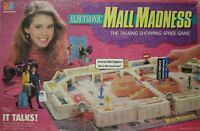 Electronic Mall Madness Board Game MB 1989 Replacement Parts & Pieces