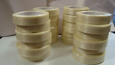 30 X Monoweave Glass Yarn Filament Tape Quality Brand 25mm wide Roll Packing