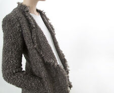 IRO CAMPBELL BOUCLE JACKET FR 36 UK 8