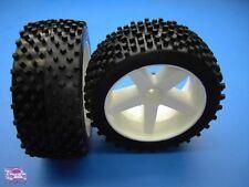 SLD Must-Reifen verklebt auf weißen Felgen für FG Marder