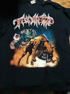 TANKARD T-SHIRT GR. XL AUS SAMMLUNG!!! FRUIT OF THE LOOM SHIRT!!!