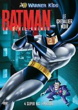 Batman la série animée Le chevalier noir DVD NEUF SOUS BLISTER