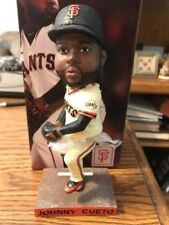 Johnny Cueto Shimmy Bobblehead San Francisco Giants MLB SGA 4/15 NIB