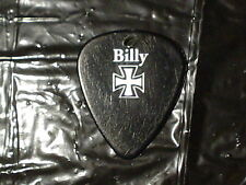 The Cult Band Logo & Billy Duffy RaRe 90's Concert Tour Guitar Pick Fire Woman