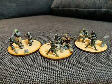 Warhammer Astra Militarum 3 Mörser Mortar Heavy Weapon Squad schwere Waffen Team
