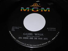 Bill Robin And The Blue Jays: Camel Walk / My Blue Heaven 45 - Shaker