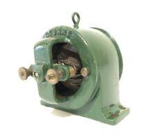 Vintage Stuart Turner Live Steam Engine Model Electric Dynamo