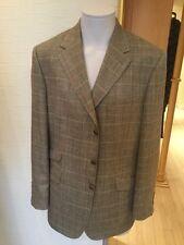 Douglas Gold Men's Jacket Size 44/R BNWT Green Orange Gold RRP £240 Now £96