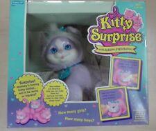 VINTAGE RARE 1993 KITTY SURPRISE HASBRO PLUSH DOLL 90s NIB
